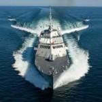 Tin tức trong ngày - Tàu chiến tàng hình Mỹ đã tuần tra ở Biển Đông