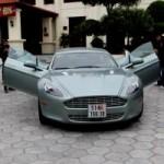 """Ô tô - Xe máy - Aston Martin Rapide """"nữ hoàng"""" sedan"""