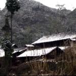 Tin tức trong ngày - Mèo Vạc, Đồng Văn xuất hiện tuyết rơi