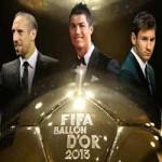 Bóng đá - Ronaldo đoạt QBV FIFA 2013