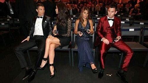 Ronaldo đoạt QBV FIFA 2013 - 4