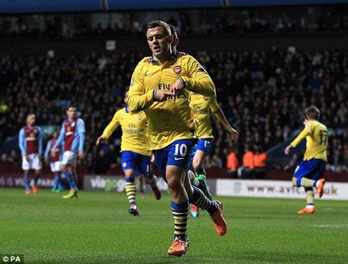 Aston Villa - Arsenal: Chiến đấu tới cùng - 1