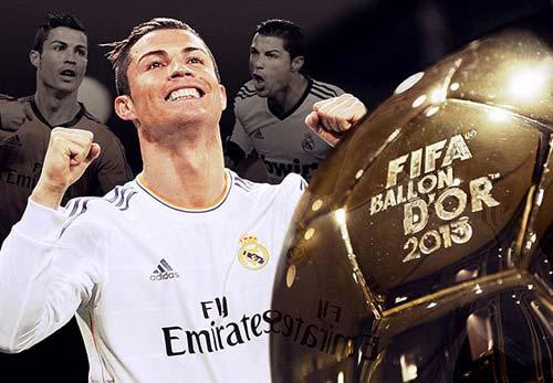 Messi lên tiếng chúc mừng Ronaldo - 1