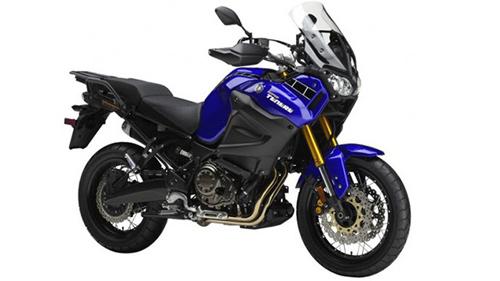 Yamaha ra mắt bản nâng cấp Super Tenere mạnh mẽ - 1