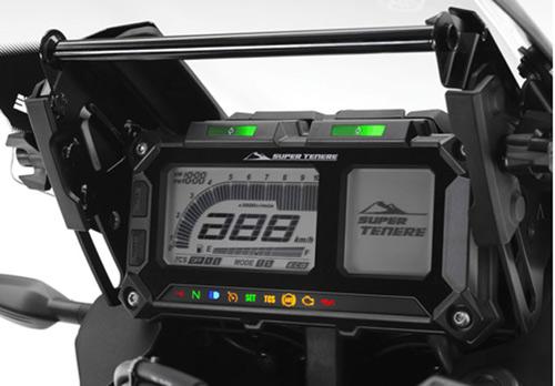 Yamaha ra mắt bản nâng cấp Super Tenere mạnh mẽ - 2