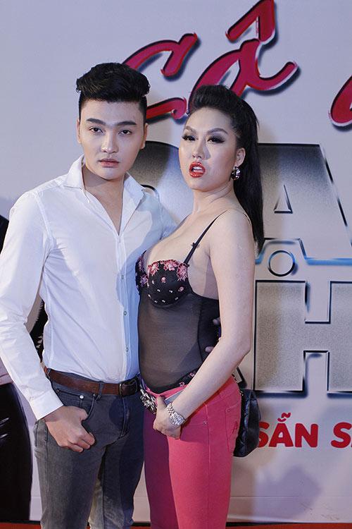"""Phi Thanh Vân diện """"đồ ngủ"""" phản cảm - 8"""