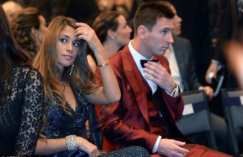 Tiết lộ phiếu bầu của Ronaldo và Messi - 1