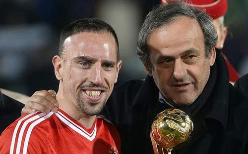 """""""FIFA khiến QBV tồi tệ hơn"""" - 1"""