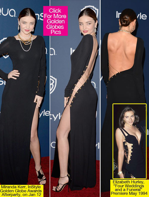 Miranda Kerr mặc bạo như Hồng Quế! - 3
