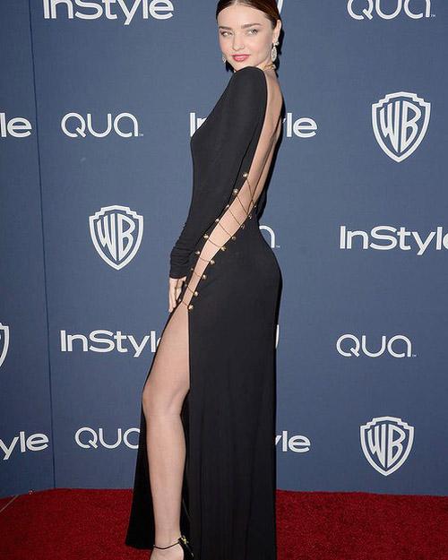 Miranda Kerr mặc bạo như Hồng Quế! - 1