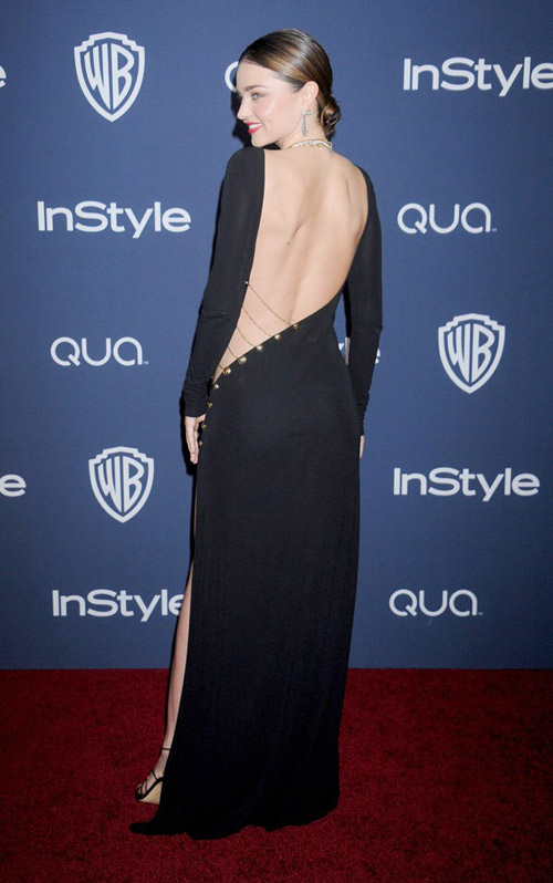 Miranda Kerr mặc bạo như Hồng Quế! - 2