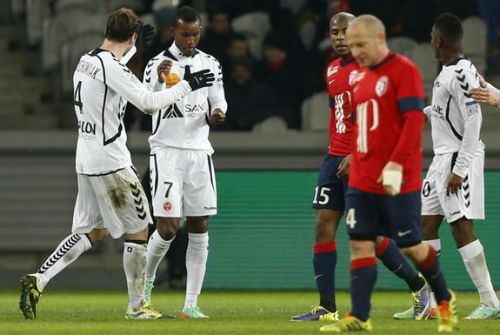 Ligue 1 – Vòng 20: Reims gây bất ngờ tại Lille - 1