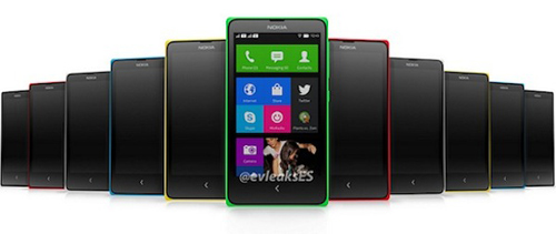 Nokia Normandy chạy Android có giao diện lạ - 2