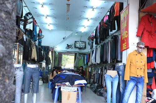 Shop thời trang heo hút mùa lễ Tết - 5