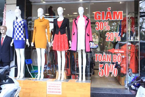 Shop thời trang heo hút mùa lễ Tết - 6