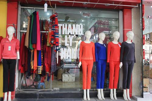 Shop thời trang heo hút mùa lễ Tết - 7
