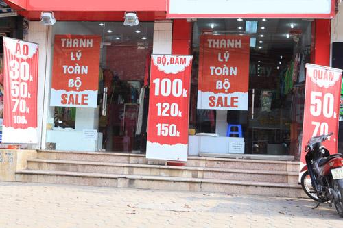 Shop thời trang heo hút mùa lễ Tết - 8