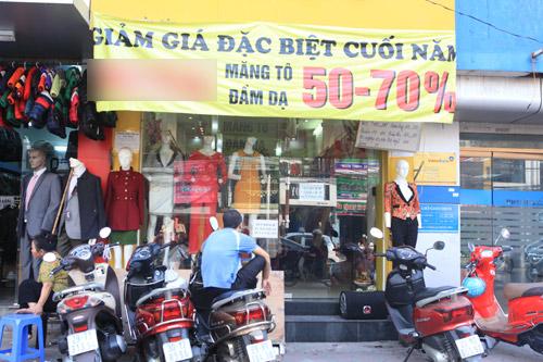 Shop thời trang heo hút mùa lễ Tết - 2