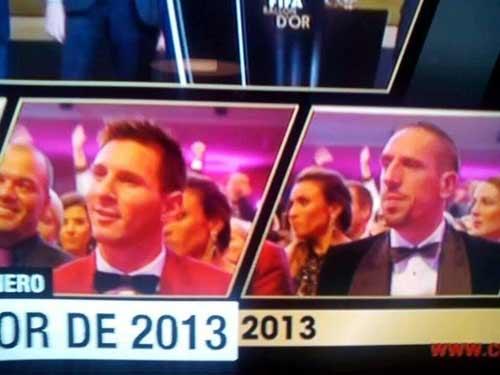 QBV: Đừng khóc cho Ribery như Sneijder - 1