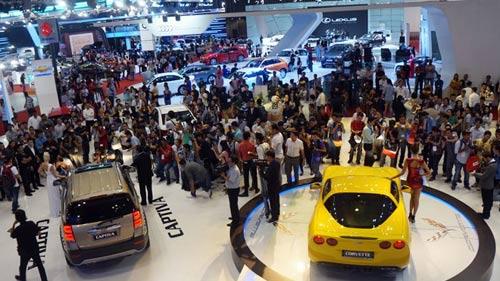 Thị trường xe hơi 2014 sẽ ra sao? - 1