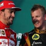 Thể thao - F1: Ferrari và canh bạc Alonso - Raikkonen