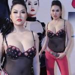 """Ca nhạc - MTV - Phi Thanh Vân diện """"đồ ngủ"""" phản cảm"""