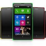 Thời trang Hi-tech - Nokia Normandy chạy Android có giao diện lạ