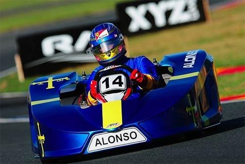 F1: FIA công bố danh sách số xe - 1
