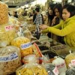 """Thị trường - Tiêu dùng - Giáp Tết, giá nông sản, thực phẩm lại """"nhảy múa"""""""