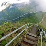 """Du lịch - Ấn tượng """"Nấc thang lên thiên đường"""" ở Hawaii"""