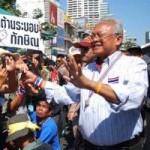 Lãnh đạo biểu tình dọa bắt Thủ tướng Thái Lan