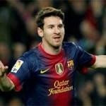 """Bóng đá - Đội hình 2013 của UEFA """"bỏ quên"""" Messi"""