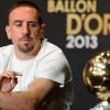 Ribery không cay cú như nhiều người tưởng