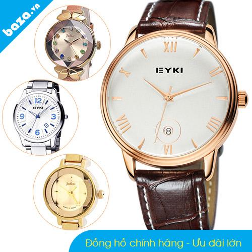 Đồng hồ chính hãng ưu đãi lớn tại Baza.vn - 1