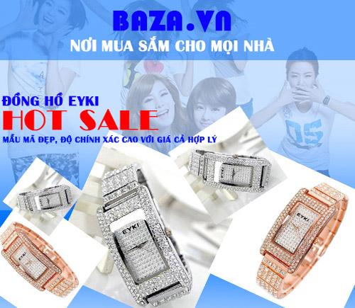 Đồng hồ chính hãng ưu đãi lớn tại Baza.vn - 3