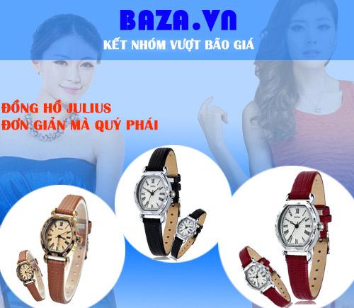 Đồng hồ chính hãng ưu đãi lớn tại Baza.vn - 4