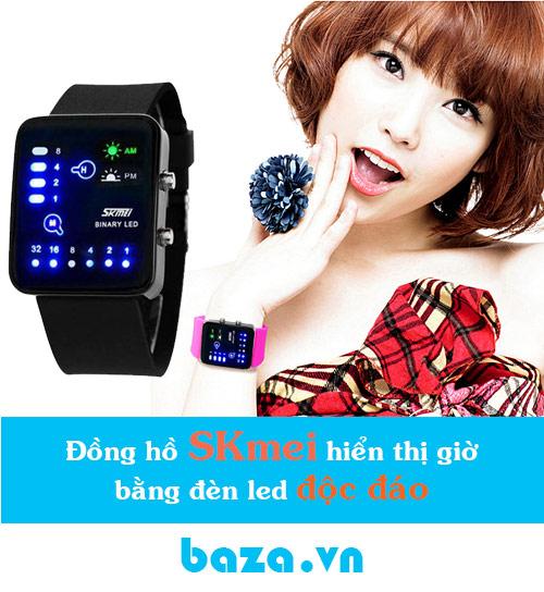 Đồng hồ chính hãng ưu đãi lớn tại Baza.vn - 5