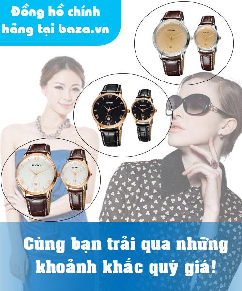 Đồng hồ chính hãng ưu đãi lớn tại Baza.vn - 6