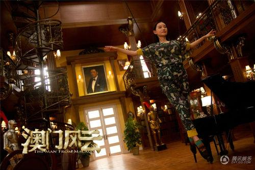Châu Nhuận Phát tái xuất Thần bài 2014 - 11