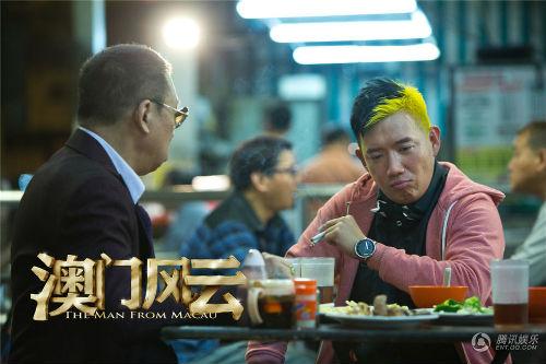 Châu Nhuận Phát tái xuất Thần bài 2014 - 16
