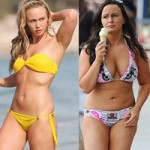 Làm đẹp - Mỹ nhân Hollywood cực khổ giảm cân