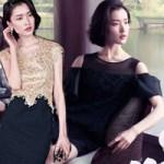 Thời trang - Chọn váy áo cho phụ nữ gầy đi chơi Xuân