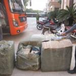 Tin tức trong ngày - Bắt xe khách vận chuyển pháo lậu và đồ chơi bạo lực