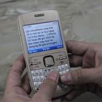 """Tin tức Sony - """"Dội bom"""" tin nhắn lừa đảo"""