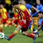 Bóng đá - Video: Messi chói sáng hậu Quả bóng vàng