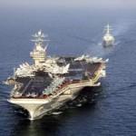 Tin tức trong ngày - Mỹ điều thêm tàu sân bay sang châu Á đối phó TQ