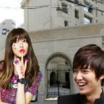 Ngôi sao điện ảnh - Soo Young (SNSD) làm hàng xóm Lee Min Ho