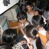 Bán vé tàu Tết tại trường ĐH: Ít người mua