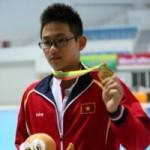 - Kình ngư Lâm Quang Nhật: Vinh quang đến từ khổ luyện