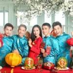 Phim - Vân Ngô đón Tết lớn cùng trò cưng